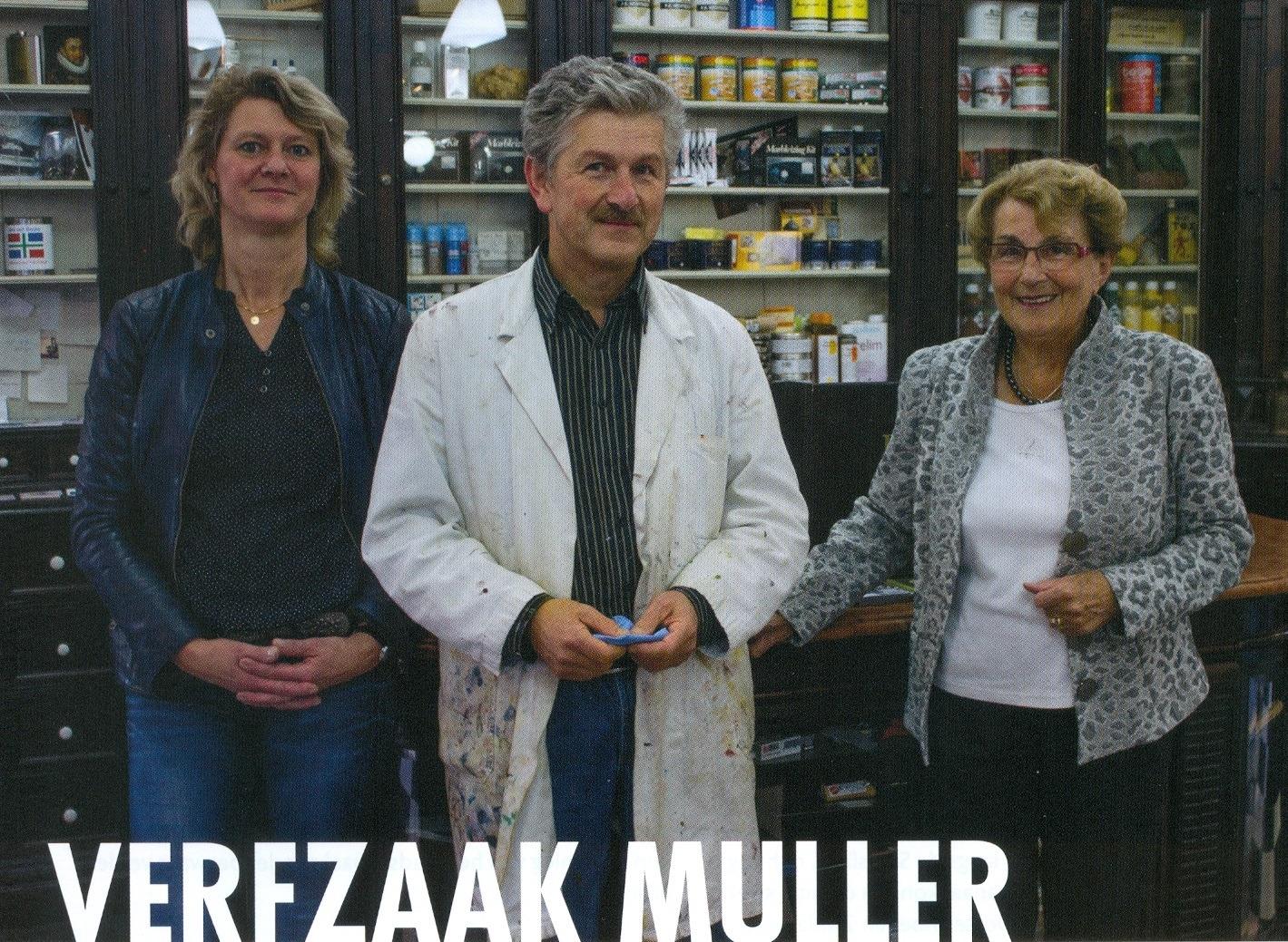 Interview in tijdschrift Veerten