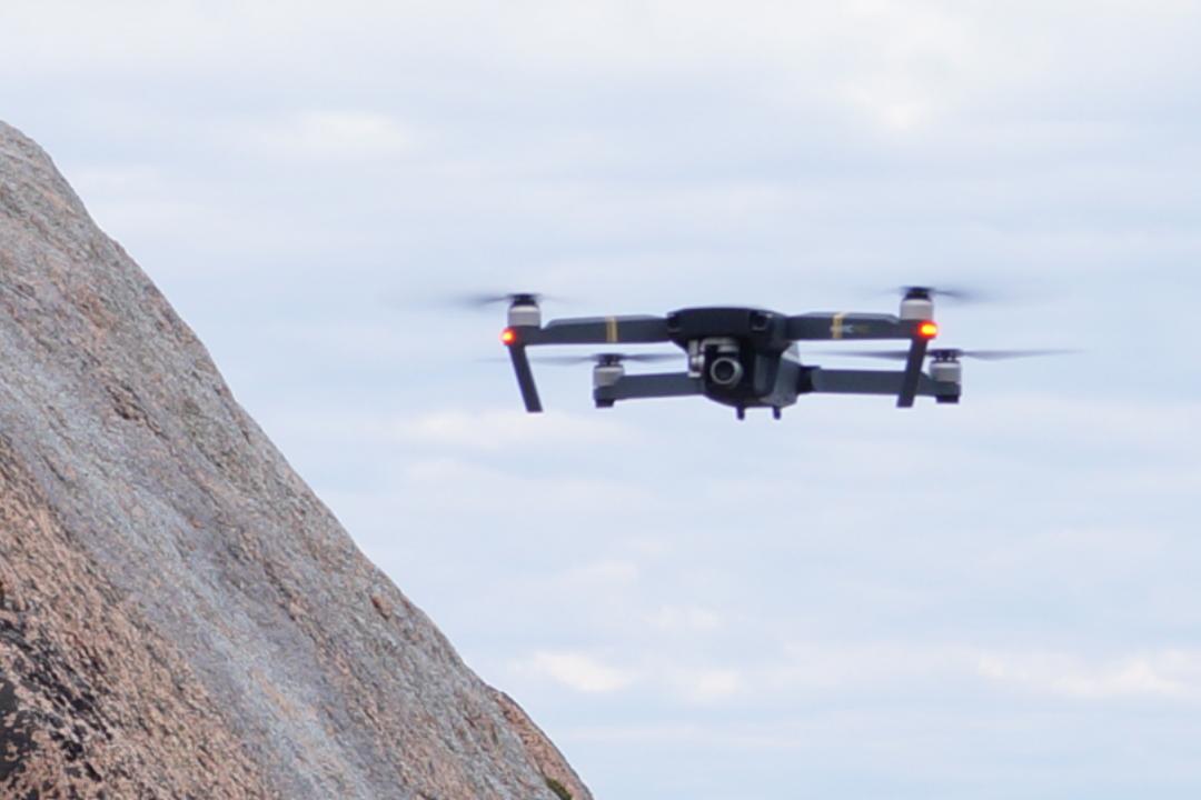 Drone inspectie groningen